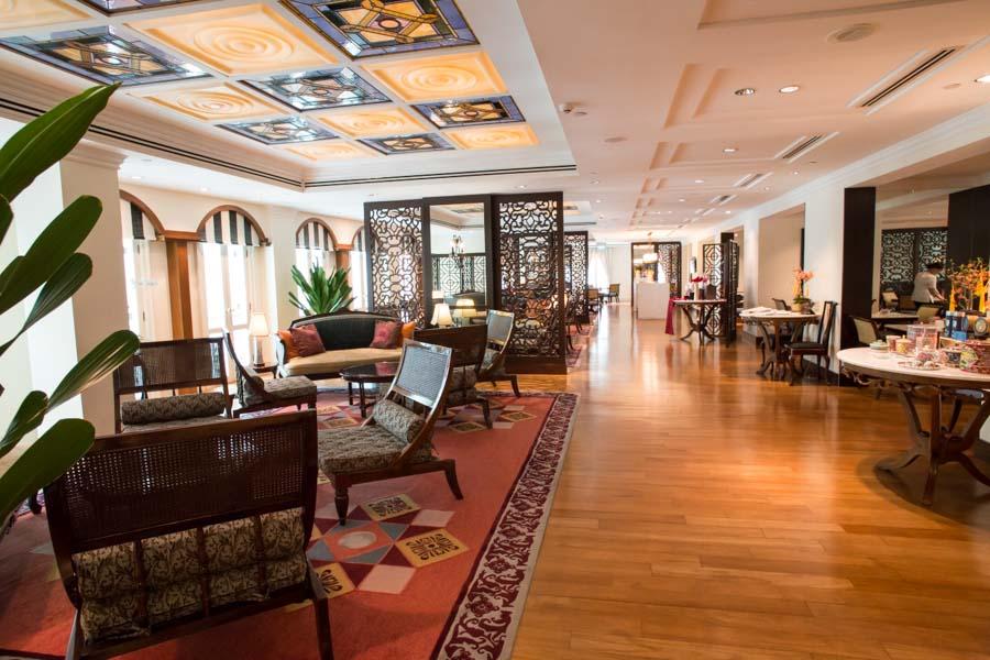best staycation singapore Intercontinental hotel