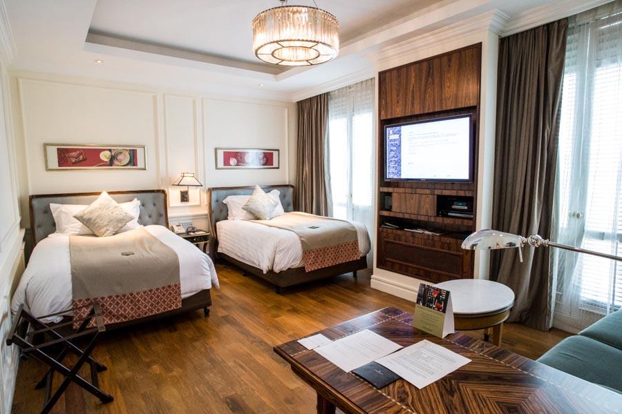 InterContinental Singapore hotel staycation
