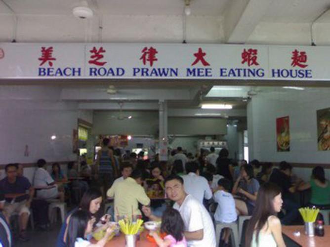 beach road prawn mee east coast katong