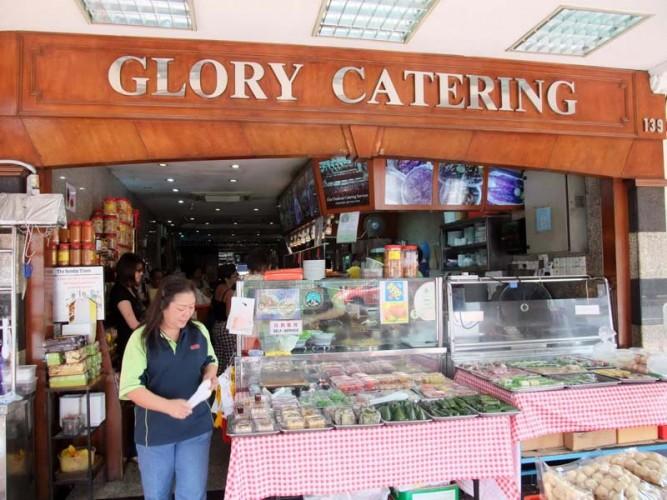 Glory catering singapore katong east coast