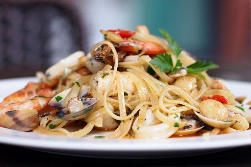 Bella Pasta Frutti Di Mare best italian restaurants