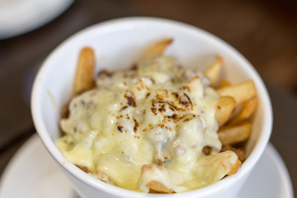 Nassim Hill bakery poutine