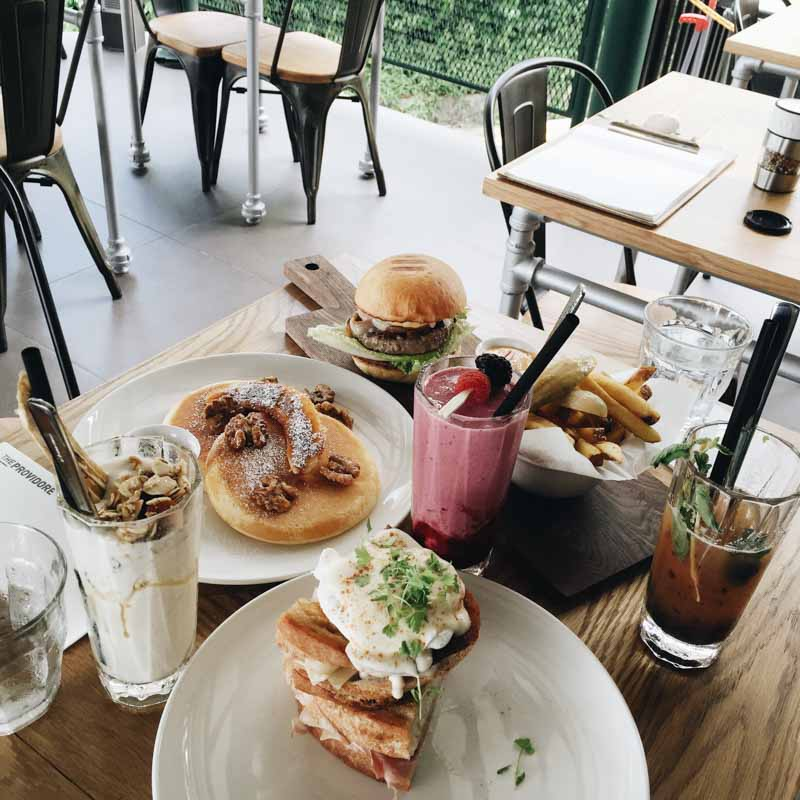 best cafes in singapore for brunch providore