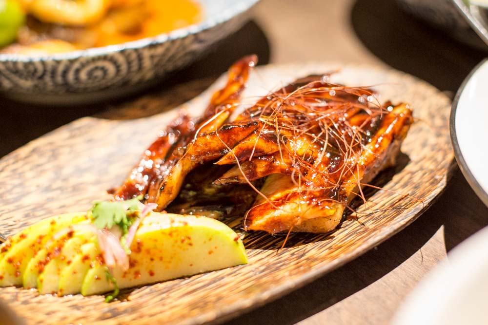 candlenut peranakan singapore Grilled Pork Cheek