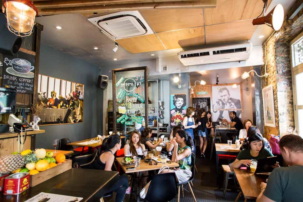best cafes singapore symmetry brunch