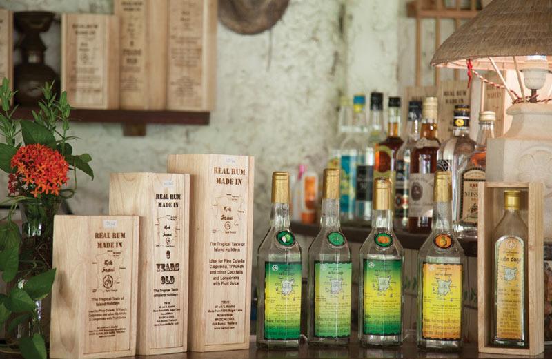 things to do koh samui rum distillery magic