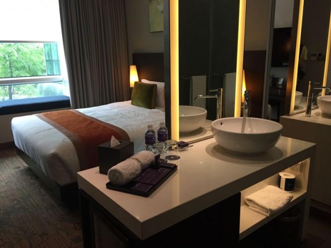 park regis hotel singapore room