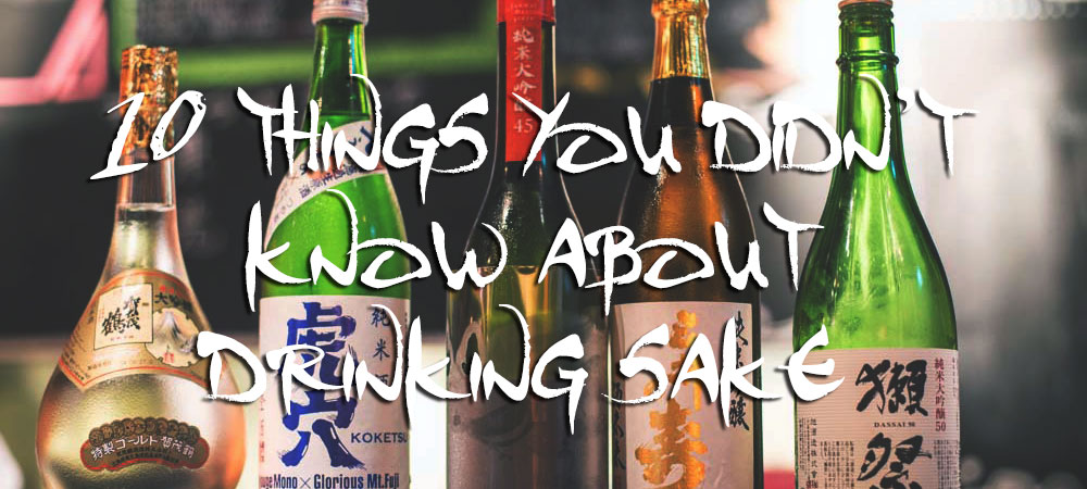 drinking japanese sake singapore
