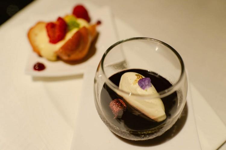 Basilico dessert Bonet