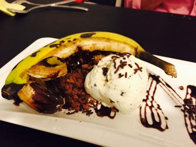 braseiro singapore choco banana