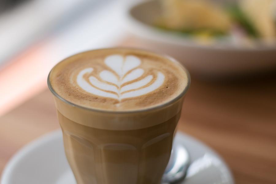 gastrosmiths singapore Shoyu Caramel Latte