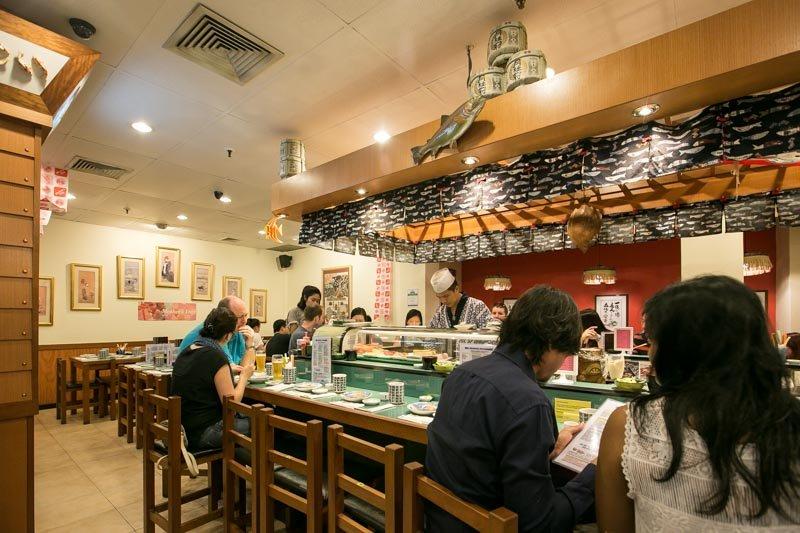 best japanese buffet singapore ikoi