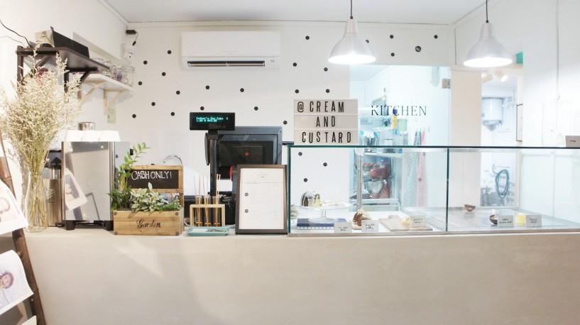 cream and custard singapore cafe