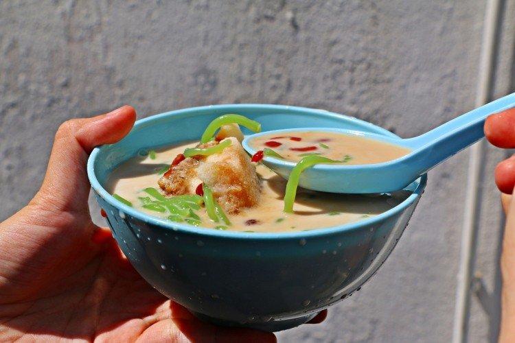 must eat foods penang chendol