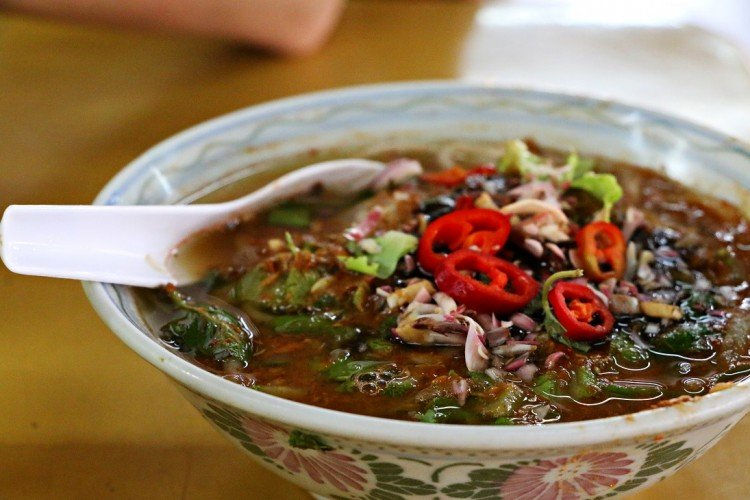 best must eat foods penang assam laksa air itam