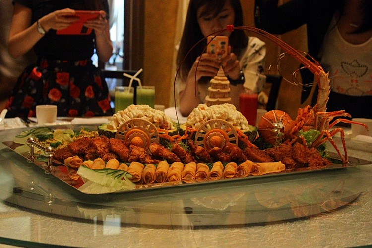 Jade Restaurant - Lobs...