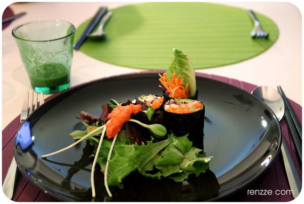 Lins Smoodees sushi