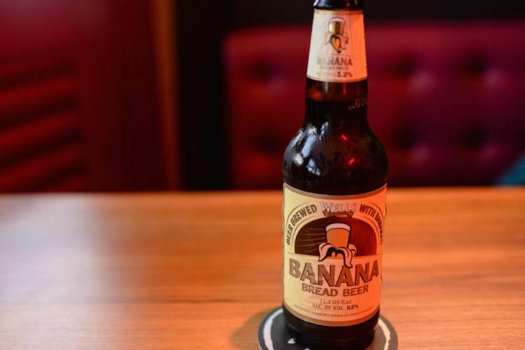 MEATliquor banana bread ale