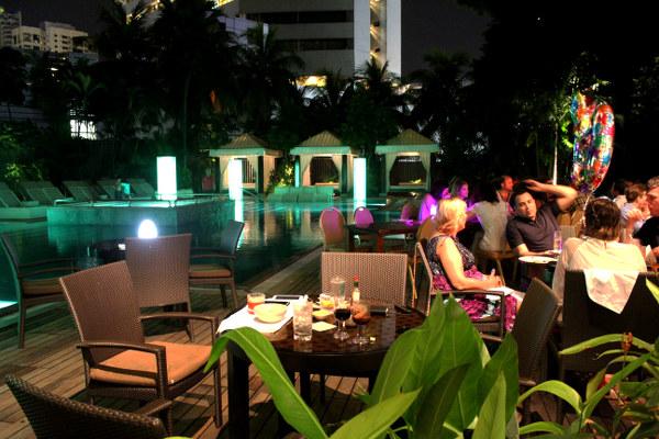 Best hotel buffet singapore oasis