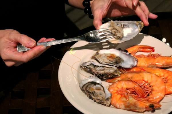 Best hotel buffet singapore oasis seafood