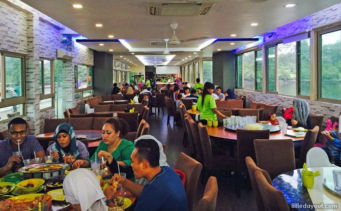 Good Restaurants In Woodlands Singapore