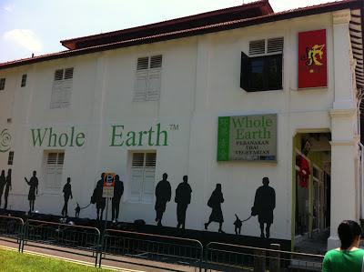 Whole Earth