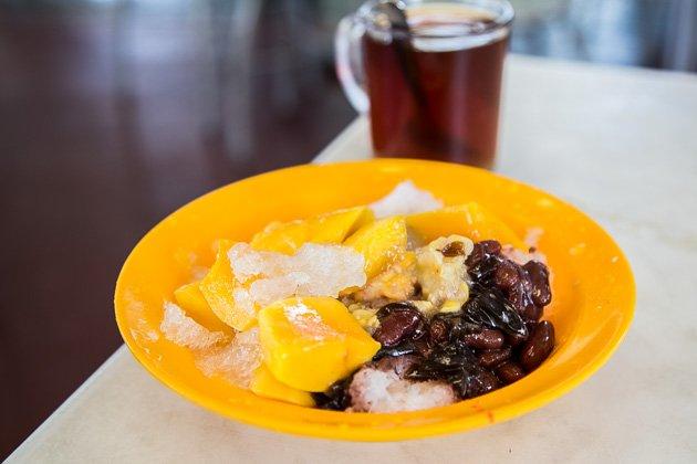 penang street food ais kachang