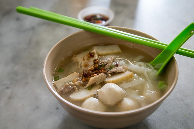 best penang street food kway teow thng