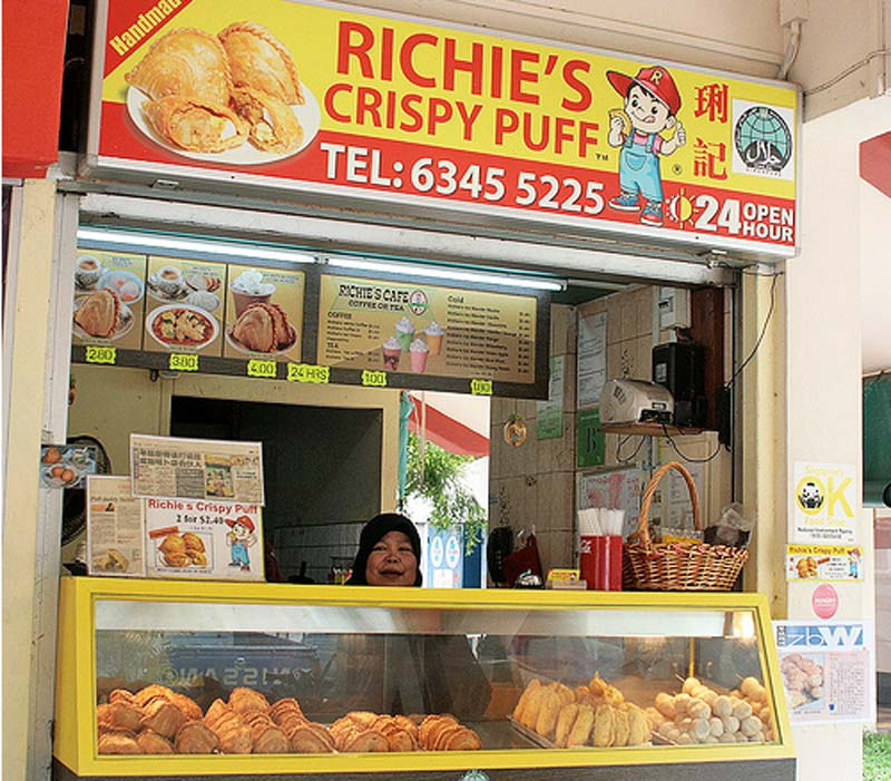 Richie's-Curry-Puff best curry puff singapore