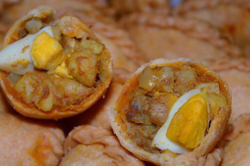 Rolina best curry puff singapore