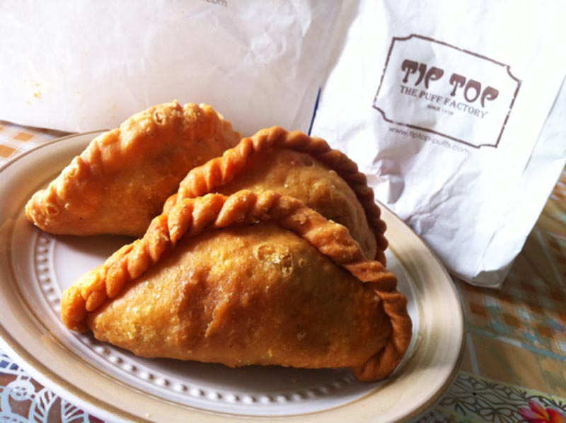 Tip-Top best curry puff singapore