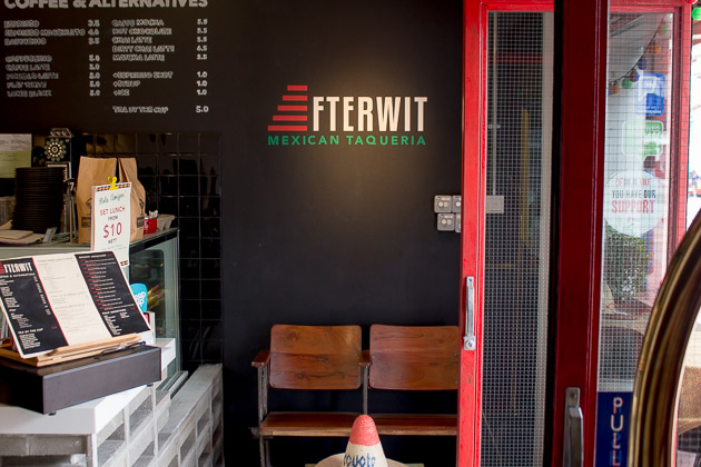 Afterwit Mexican Cafe-Interior