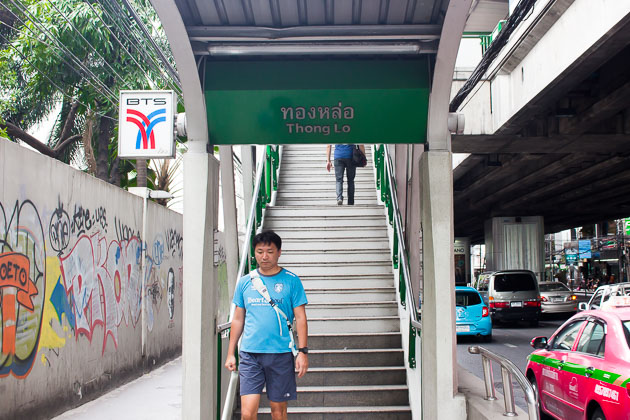Bangkok - Thong Lor