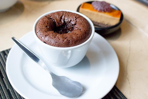 Tsu Nami Brunch - dessert