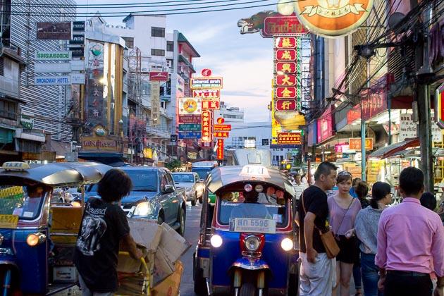 Bangkok - Chinatown yaowarat