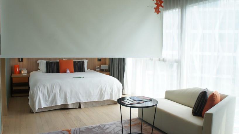 capri by fraser hotel residences room