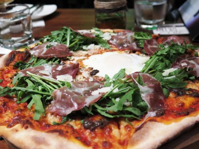 Equilibrium italian restaurant Sull'Imbrunire At Dusk