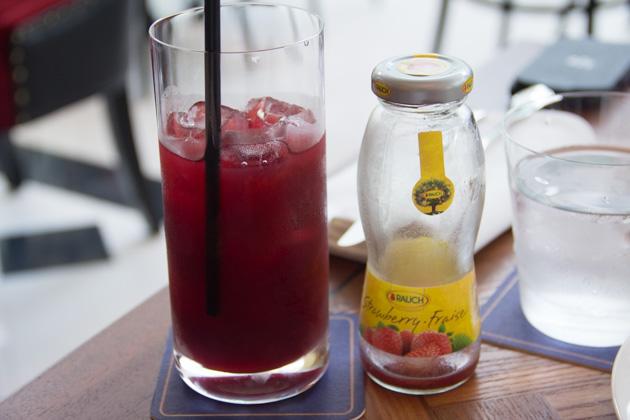 kaiserhaus capitol theatre - Rauch Fruit Juice