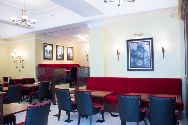 kaiserhaus singapore restaurant interior