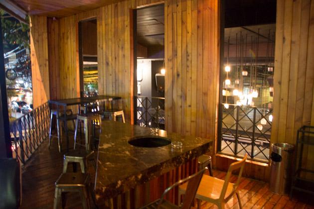 Bangkok Bars - The Wine Republic