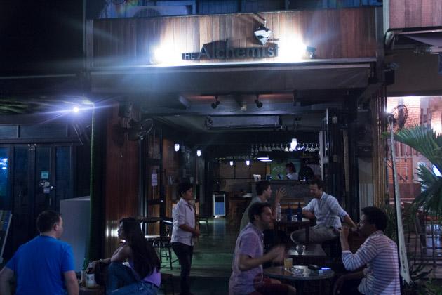 Bangkok Bars - The Alchemist