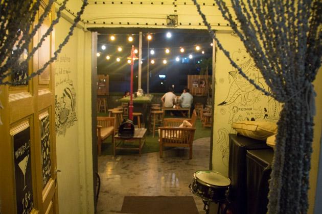 Bangkok Bars - Wanderlust Rooftop Bar