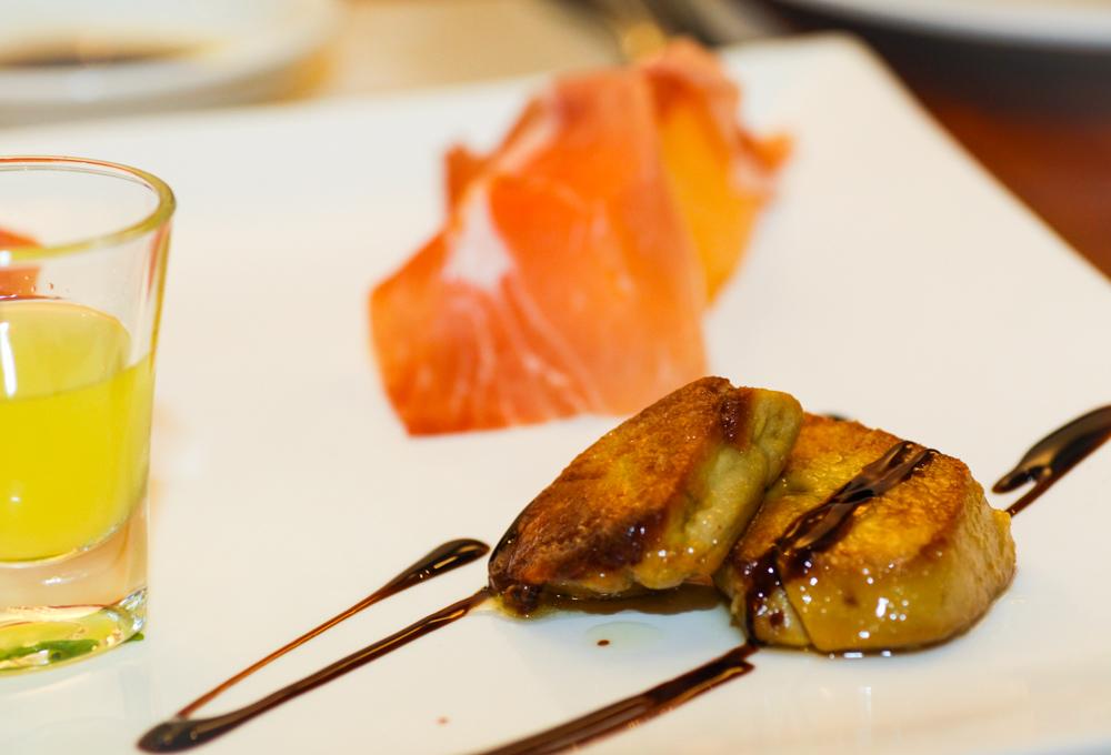 La Braceria Singapore - Foie Gras