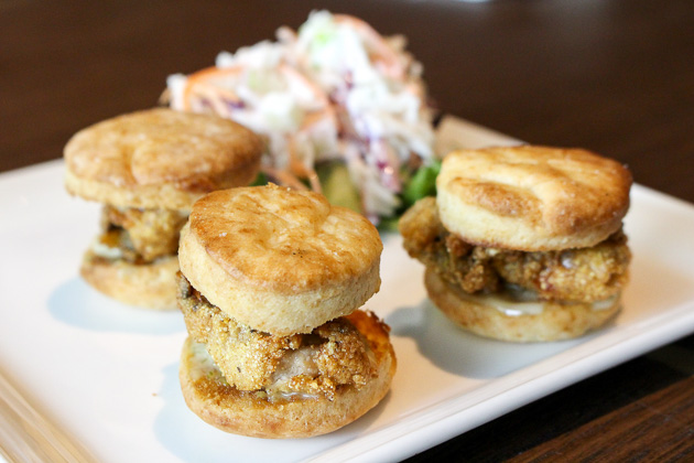 Redbank-Oyster biscuits