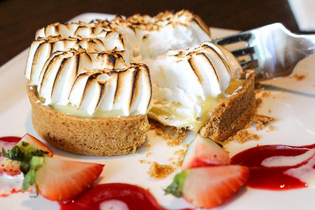 Redbank-Lemon pie