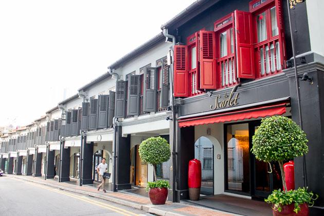 Scarlet Hotel Singapore-88