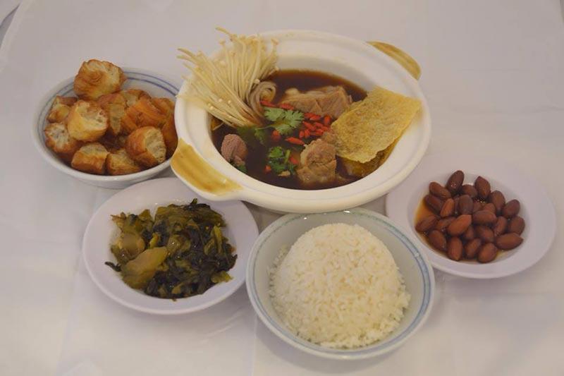 best bak kut teh Singapore - Xin-Shun-Fa
