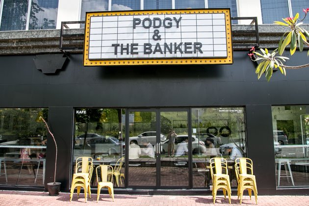 best cafes in kuala lumpur KL podgy and the banker