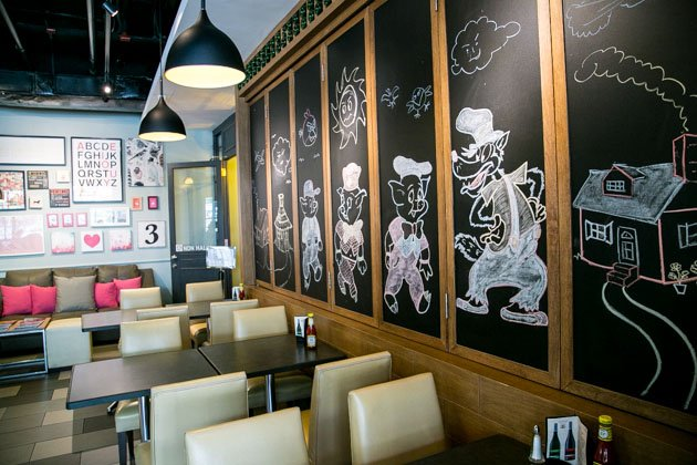best cafes in kuala lumpur KL 3 little pigs and the big bad wolf