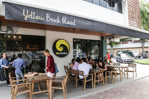 best cafes in kuala lumpur KL yellow brick road